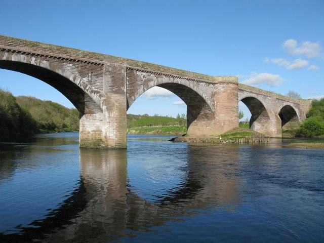Ladykirk Bridge Image