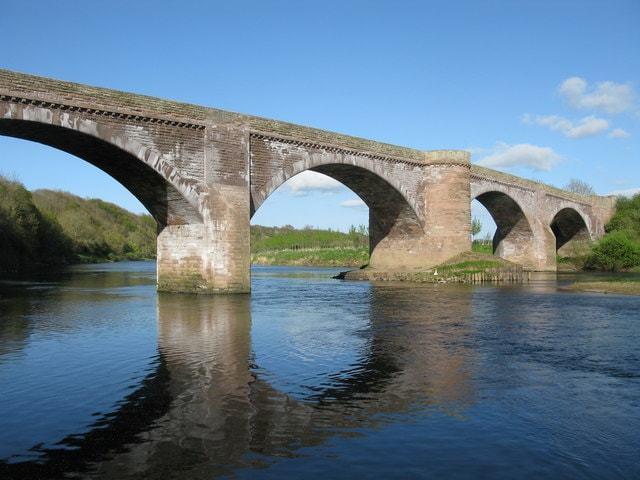 Ladykirk Bridge