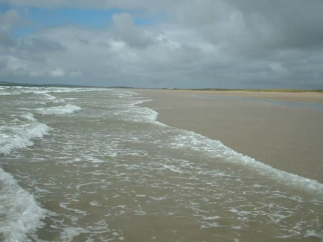 The Silver Sands Of Islay, Laggan Bay Image