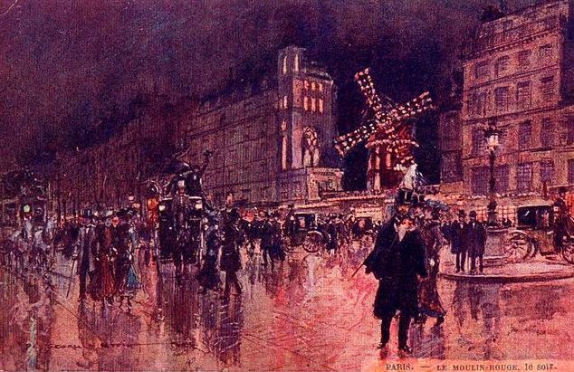 Le Moulin Rouge Image