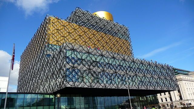Library Of Birmingham Image