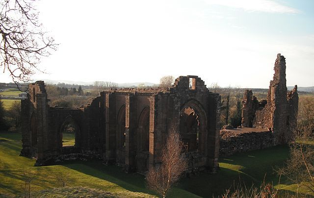 Lincluden Abbey Image