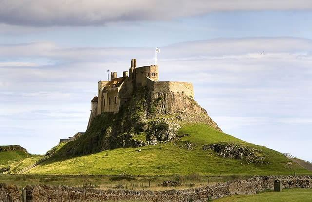 Lindisfarne Castle Image