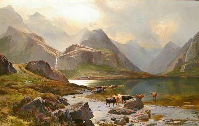 Loch Coruisk Image