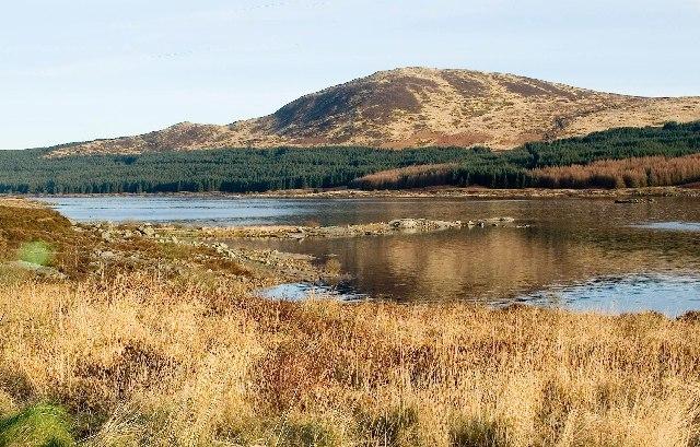 Loch Doon Image