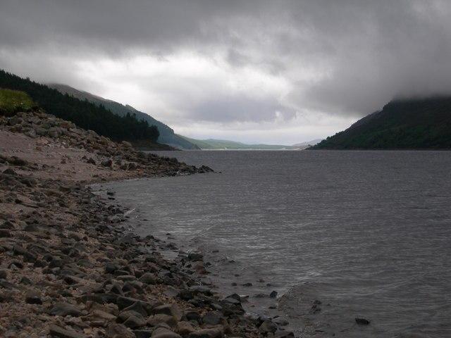 Loch Ericht Image