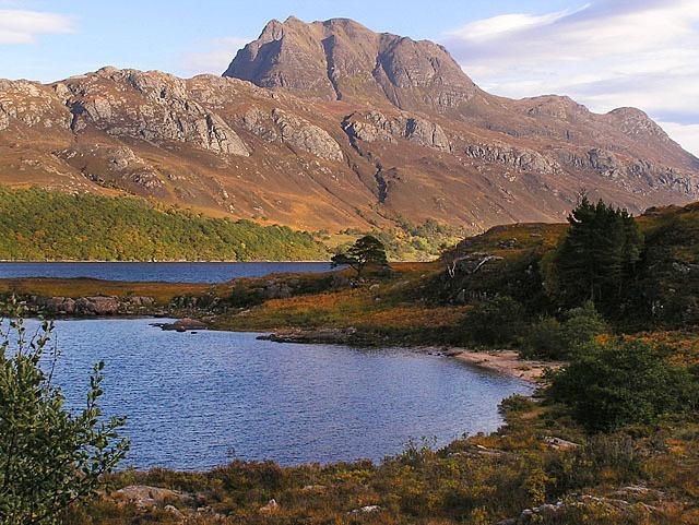 Loch Maree Image