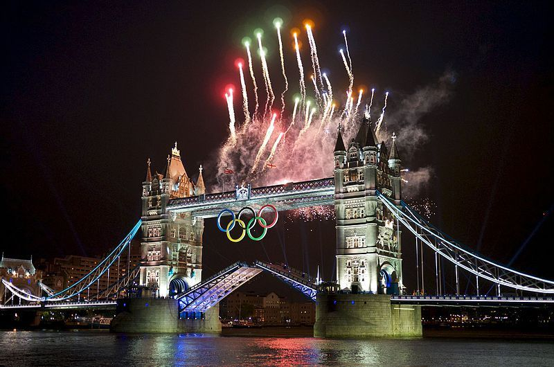 London Celebration Image