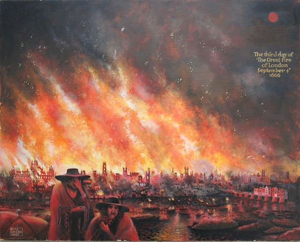 London's Burning Image