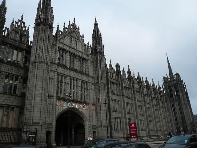 Marischal College Image