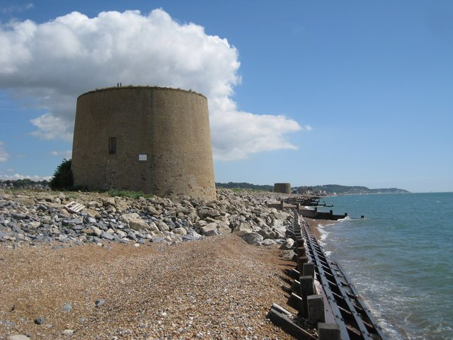 Martello Tower Image