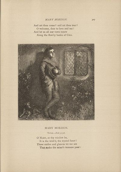 Mary Morison Song Image