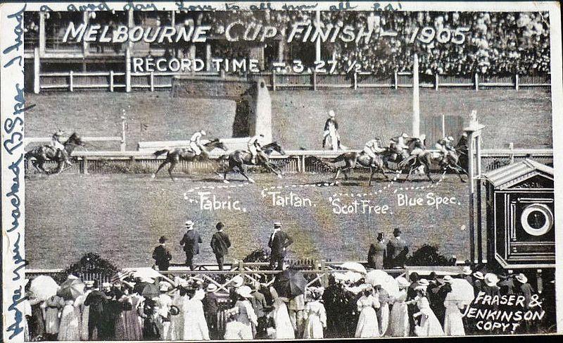 Melbourne Cup Image