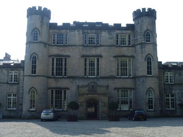 Melville Castle Image
