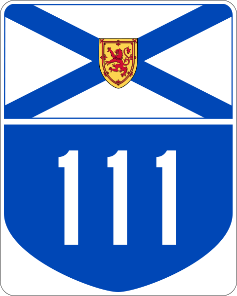 Micmac Rotary Route Marker Image