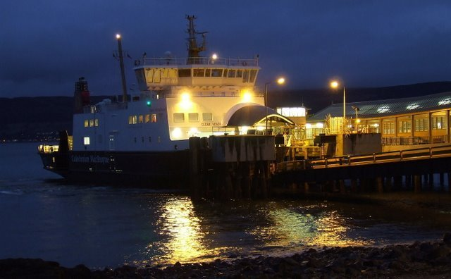 The Midnight Ferry Image