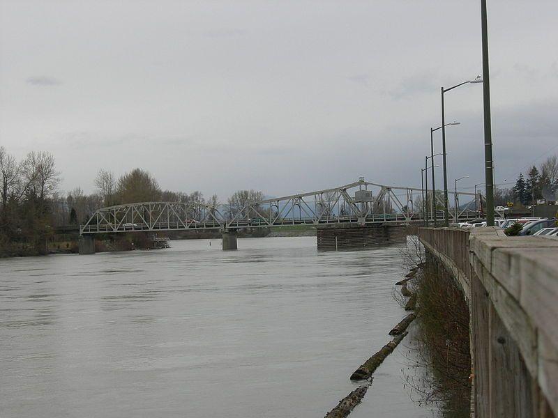 Skagit River Image
