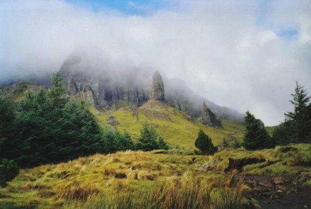 The Misty Isle Image