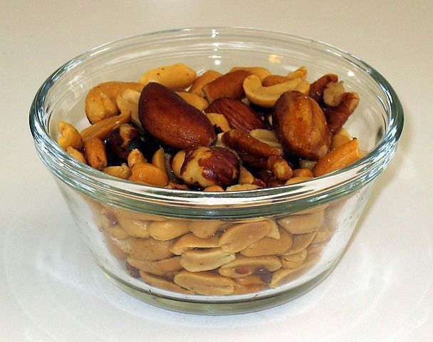 Mixed Nuts Image