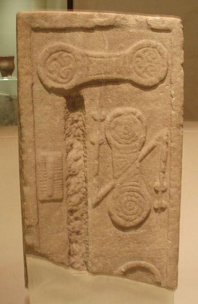 Monifieth Pictish Stone
