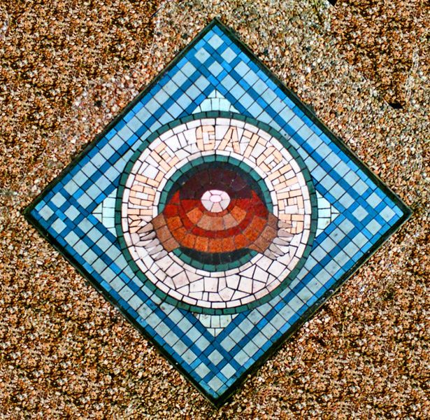 Mole Catcher Mosaic
