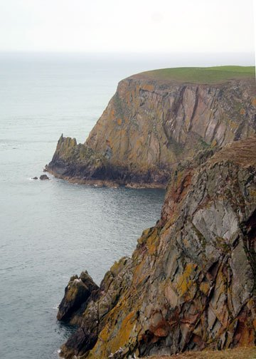 Mull Of Galloway Image