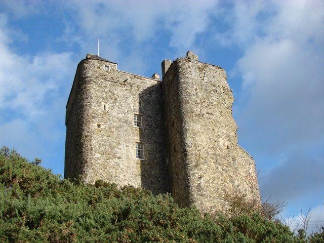 Neidpath Tower
