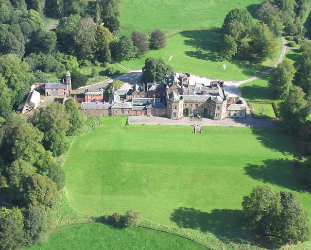 Netherby Hall Image