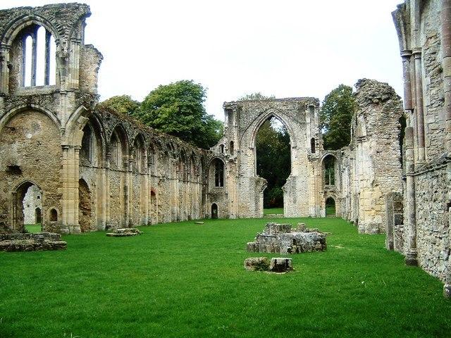 Netley Abbey Image