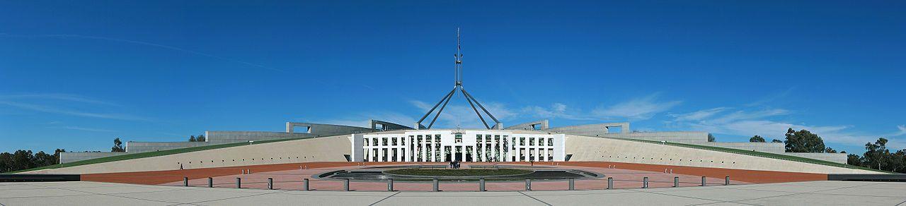 New Parliament House, Canberra, Australia