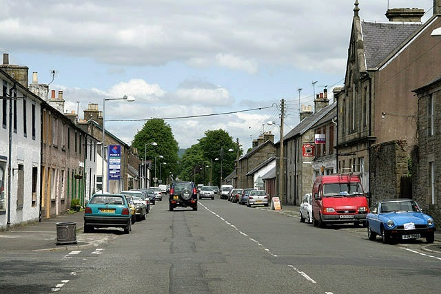 Newcastleton Image