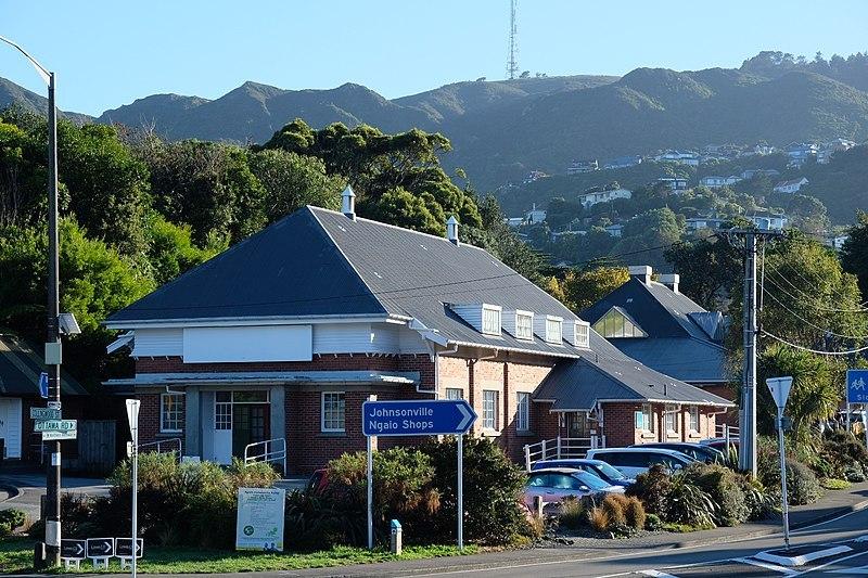 Ngaio Town Hall Image
