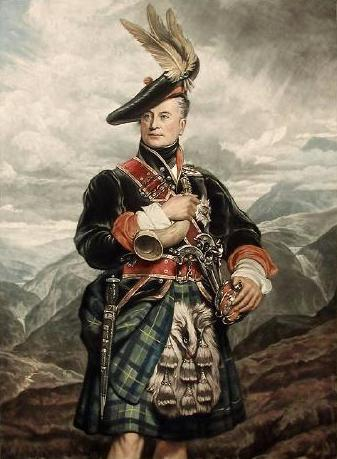 Marquis Of Huntly Painting Image