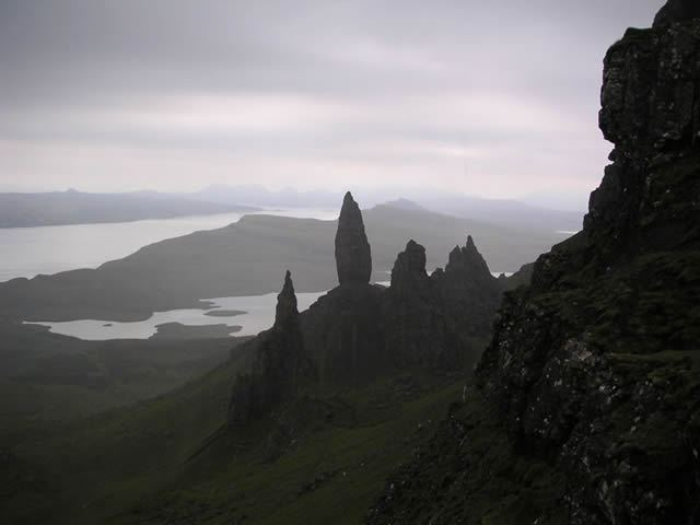 The Old Man Of Storr Image