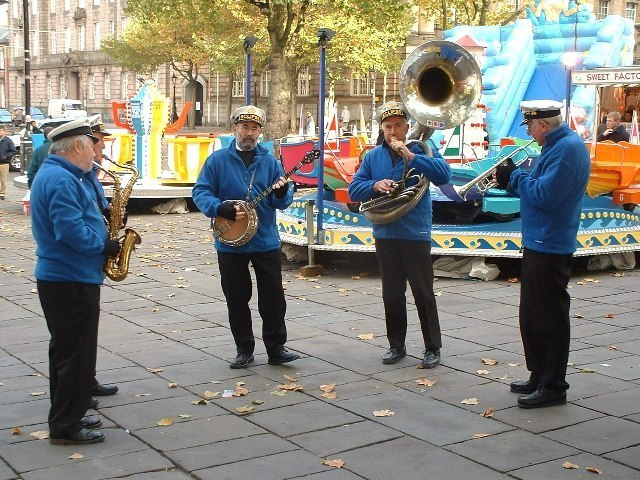 Oompah Band Image