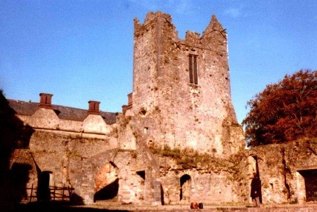 Ormond Castle Image