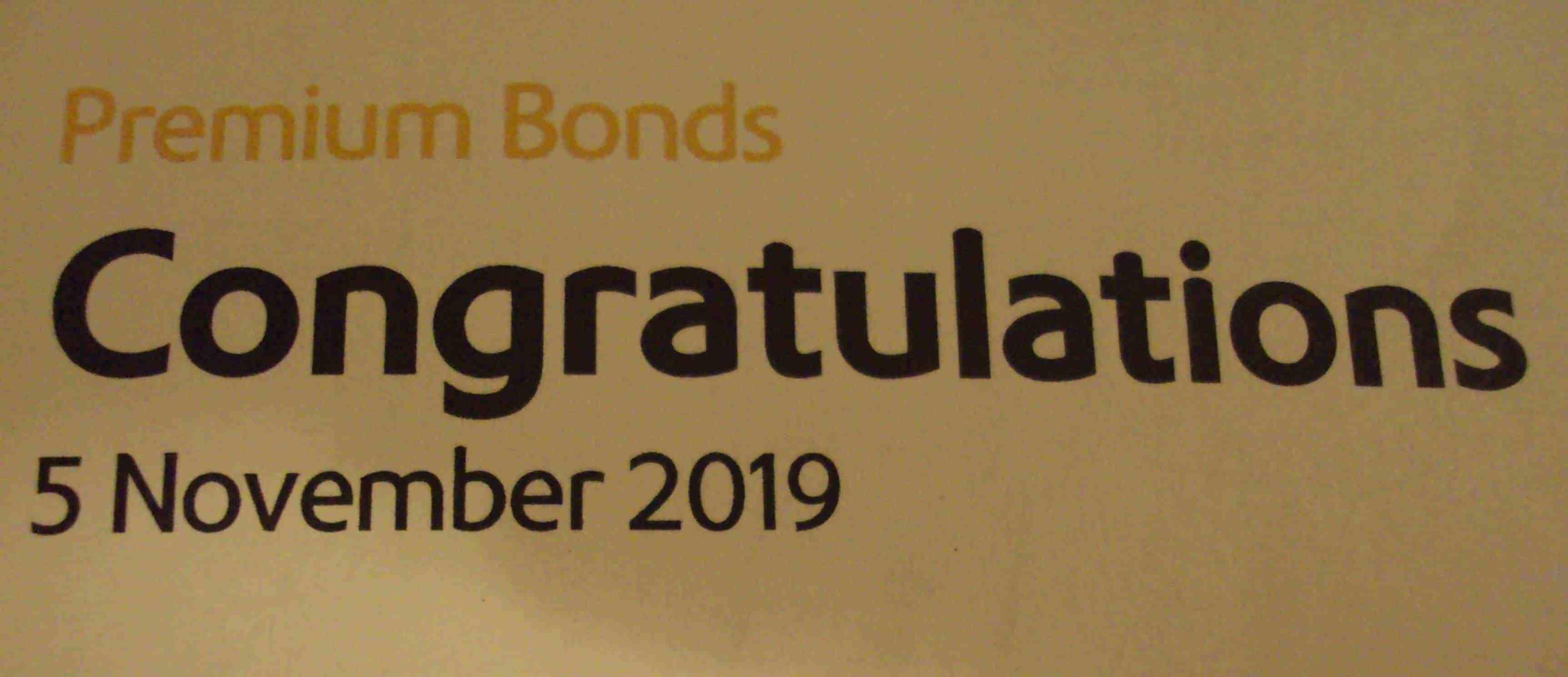 Premium Bond