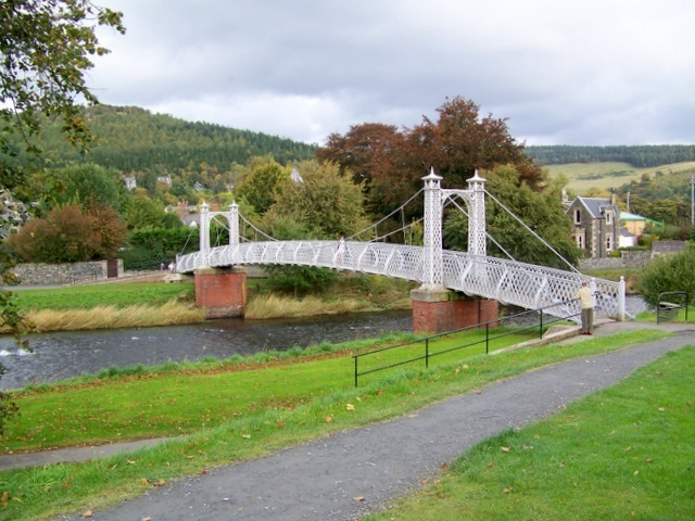 Priorsford Bridge Image
