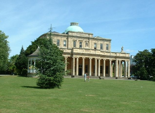 Pittville Pump Room Image