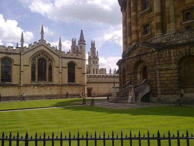 Radcliffe Square Image