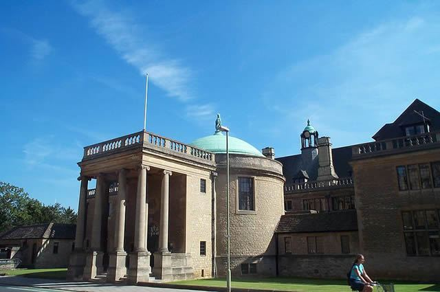 Rhodes House Oxford Image