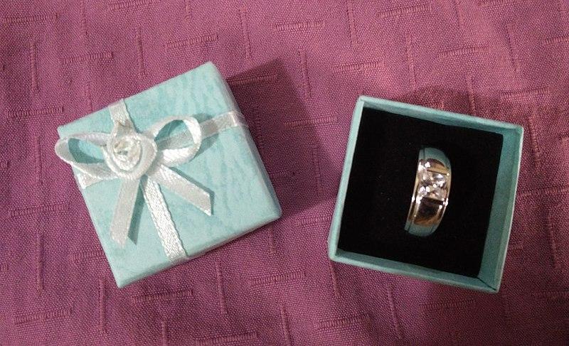 Ribbon And Ring