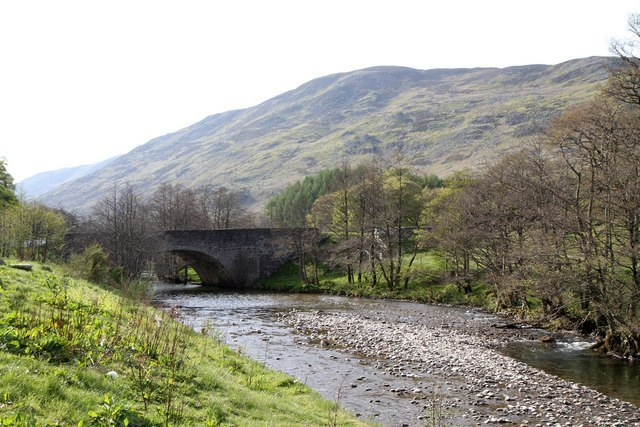 The River Almond Image