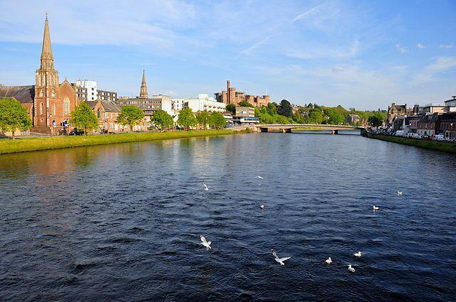 River Ness Image