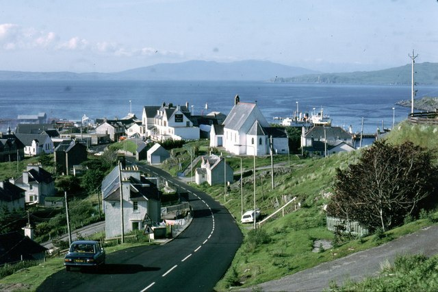 Road To Mallaig Image