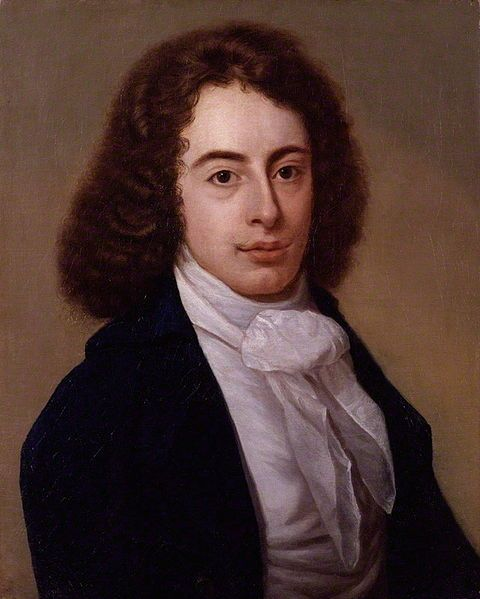 Portrait Of Robert Southey