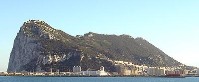 Rocks Of Gibraltar Image