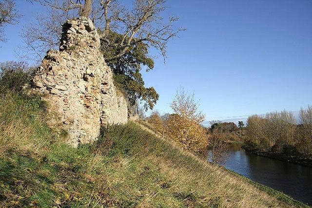 Roxburgh Castle Image