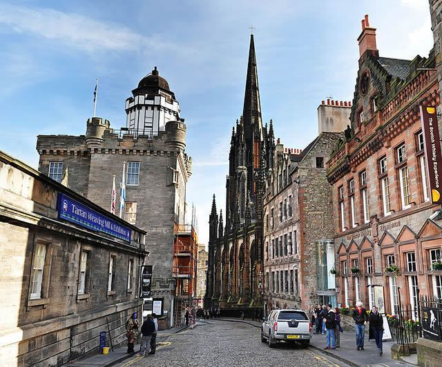Royal Mile Image