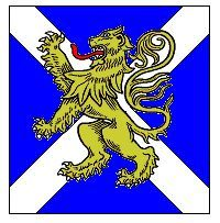 Royal Regiment Of Scotland Tactical Recognition Flash